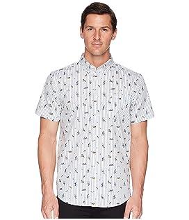 Short Sleeve Park Life Print Shirt