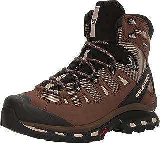 Salomon Men's Quest 4D 2 GTX Lightweight & Durable Leather / Canvas Hiking Boots