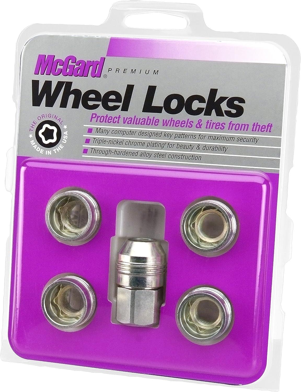 McGard 24519 Cone Sale price Seat - Under Hub Th Popular brand Cap 1.5 x Wheel Locks M14