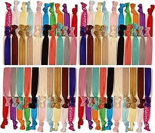 Kenz Laurenz 100 发带无折痕丝带弹性无痕马尾辫束带 Fits Most