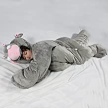 Snoozzoo - Hippo Sleeping Bag, Small