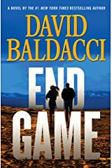 End Game (Will Robie Book 5) Kindle Edition