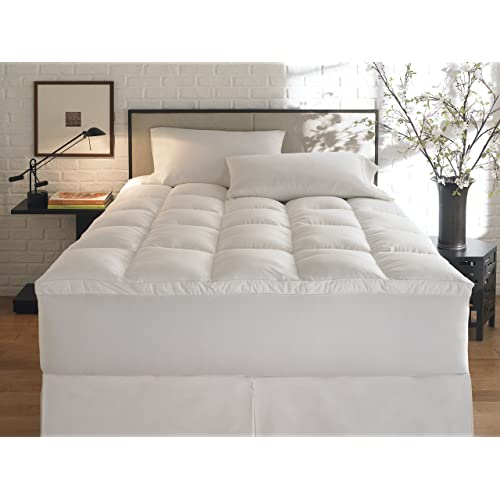 LC Memory Fiber Mattress Topper, Queen