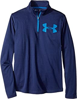 Under Armour Kids - Textured Tech 1/4 Zip (Big Kids)