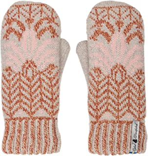 Öjbro Swedish made 100% Merino Wool Soft Thick & Extremely Warm Mittens (as Featured by the Raynauds Assn)