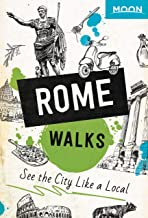 Moon Rome Walks (Travel Guide)