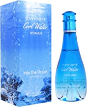 Cool Water Into The Ocean FOR WOMEN by Davidoff - 3.4 oz EDT Spray