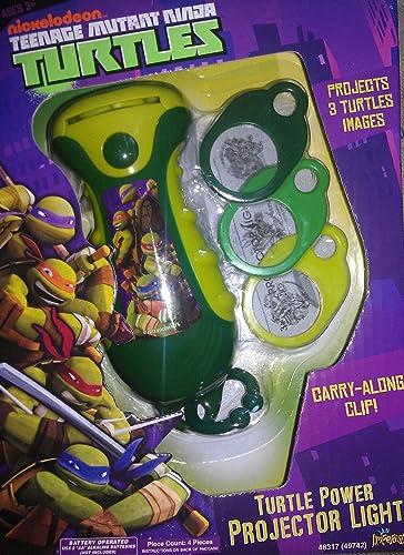 venta con alto descuento Teenage Mutant Ninja Ninja Ninja Turtles Projector Light (2013)  ahorre 60% de descuento