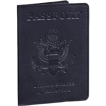 Diy Passport Cover Bright Colors Leopard Animals Stylish Pu Leather Travel Accessories Passport Case For Men For Women Men