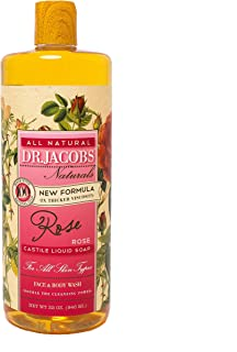 Best rose castile soap Reviews