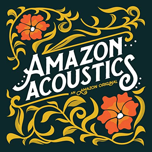 Amazon Acoustics by Rodney Crowell, Blue October, Ruby