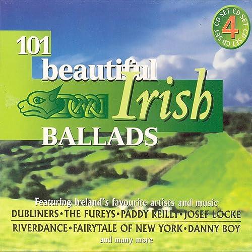 101 Beautiful Irish Ballads by Various artists on Amazon