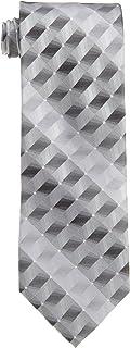 Van Heusen Men's 3d Geo Necktie, White, One Size