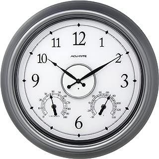 Best collins outdoor clock Reviews