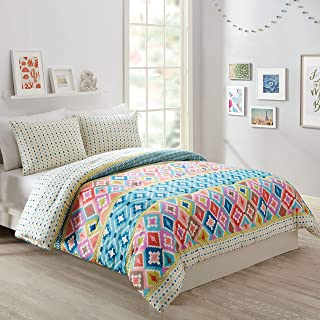 Vera Bradley Hacienda Diamonds Comforter, Full Queen, Multi