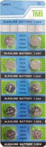 Lithium battery size LR44W for laser pen and kids toy - 2724623241470
