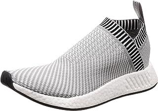 adidas Originals NMD_CS2 PK, DGH Solid Grey-Ftwr White-Shock Pink