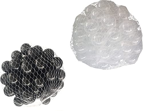 Ven a elegir tu propio estilo deportivo. Pelotas Pelotas Pelotas para pelotas baño variadas Mix con transparente y negro Talla 1000 Stück  a precios asequibles