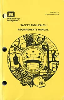 Safety and Health Requirements Manual, 2008