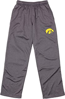 Outerstuff NCAA Big Boys Youth (8-20) Basic Grey Track Pants - Team Options