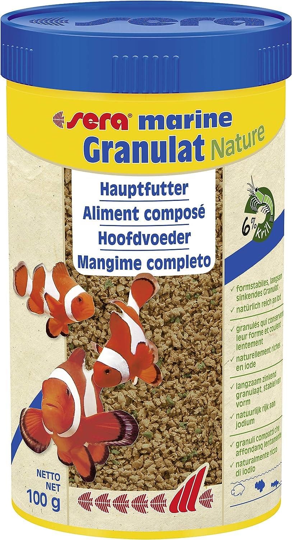 Sera 380 Marin granules 3.9 oz 250 ml Pet Food, One Size