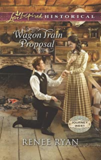 Wagon Train Proposal (Journey West Book 3)