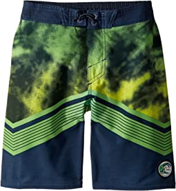 O'Neill Kids - Hyperfreak Imagine Boardshorts (Toddler/Little Kids)