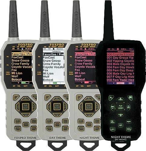 FOXPRO Shockwave Digital Game Call - Remote Display Modes