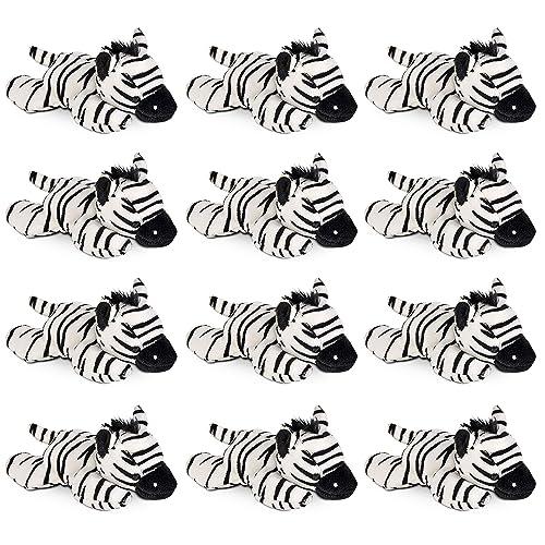 682c9b73c2a Wildlife Tree 12 Pack Zebra Mini 4