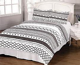 La-Bella Double Bed Sheet 3Pc Set,220x240cm, cream