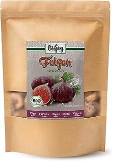 Biojoy BIO-Vijgen, gedroogd, ongezoet en vrij van zwavel (1 kg)