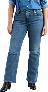 Women's Plus-Size Classic Bootcut Jeans