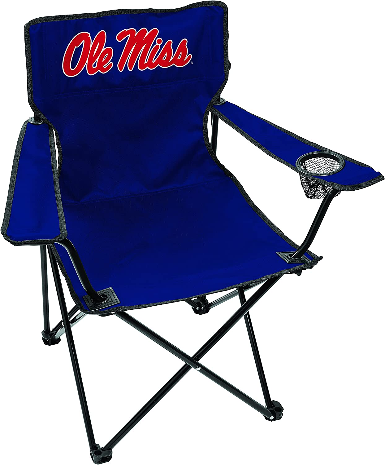 with Carrying Case NCAA Gameday Elite Lightweight Folding Tailgating Chair ALL TEAM OPTIONS