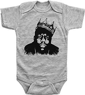 Biggie Smalls Inspired Baby Onesie/Biggie/Notorious Big Infant Bodysuit