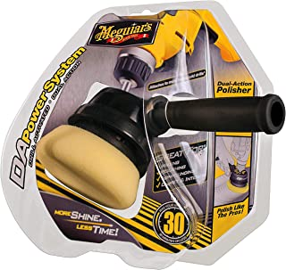 Meguiar's G3500 Dual Action Power System Tool - Boost Your Car Care Arsenal with This Detailing Tool