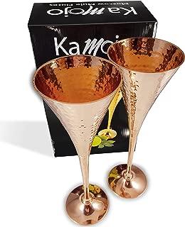 Best copper champagne flutes Reviews