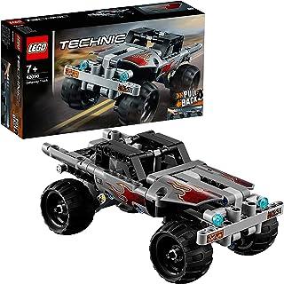 LEGO Technic - Camión de Huida, juguete divertido