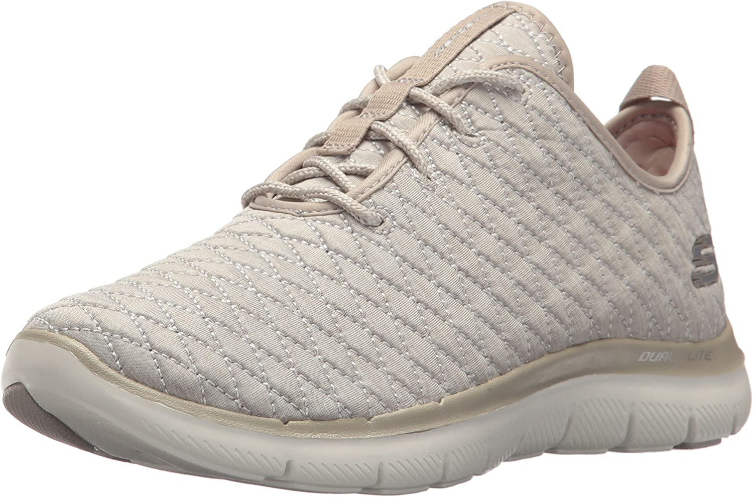 Skechers Womens Flex Appeal 2.0 First Impression Sneaker