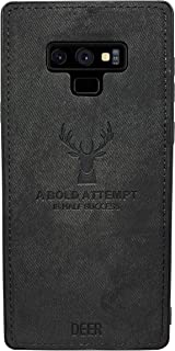 Samsung Galaxy Note 9 Digital Luxury Soft Texture Patterned TPU Cloth Protective Case, Dirt-Resistant, Anti-Shock, Anti-Fi...