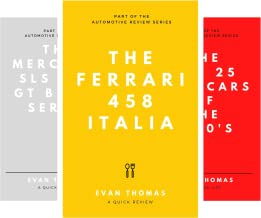 Automotive Review Series (4 Book Series)