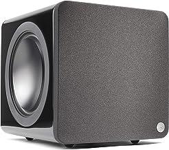 Cambridge Audio Minx X201 | 200 Watt Subwoofer with Active Amplifier (Gloss Black)