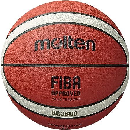Molten BG3800シリーズ 屋内/屋外バスケットボール FIBA承認 サイズ7 2トーンデザイン モデル:B7G3800