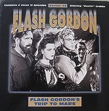 Flash Gordon's Trip To Mars LASERDISC (NOT A DVD!!!) - Complete 15 Episode Universal Serial Box Set