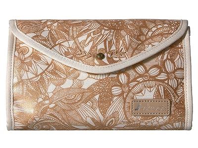Sakroots Flap Cosmetic (Rose Gold Spirit Desert) Cosmetic Case