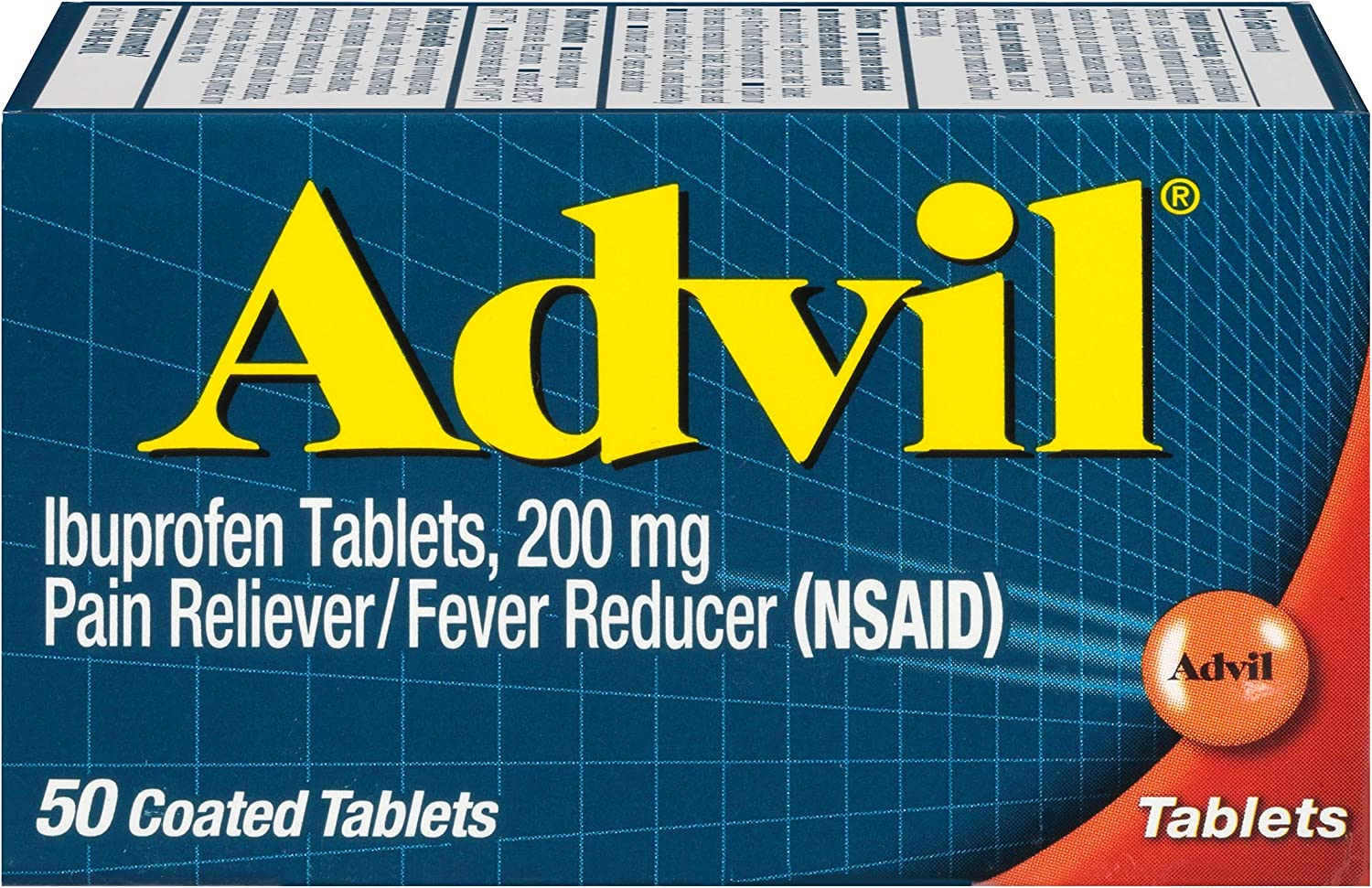Advil Pain Oklahoma City Mall Reliever and Fever Medicine Max 54% OFF Relief with Reducer
