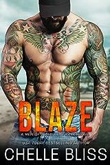 Blaze (Men of Inked: Heatwave Book 4) Kindle Edition