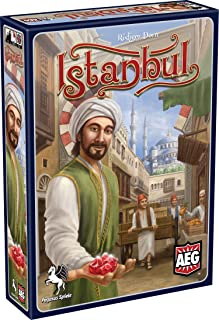 Alderac Istanbul Letters & Seals Board Games