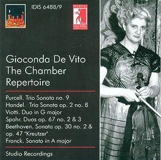 Sonata a 4 No. 9 in F Major, Z. 810: I. Allegro