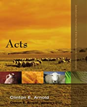 Acts (Zondervan Illustrated Bible Backgrounds Commentary)