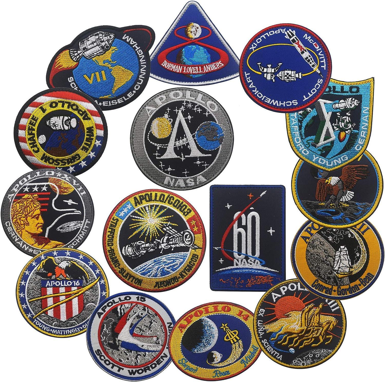 NASA Apollo Mission At the price of surprise Patch Set Apollo20 20 20 ...